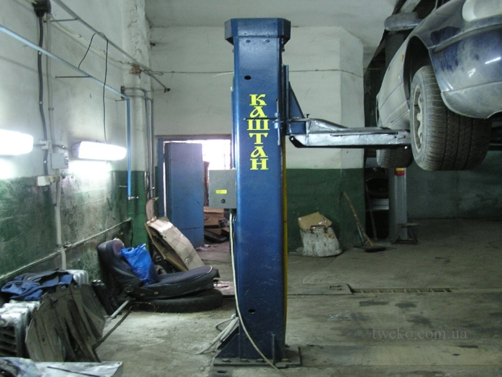 ATP DPА – SUPPLY AND MAINTENANCE OF CAR LIFTS