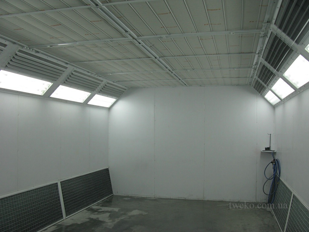 CAR SERVICE-115 – PAINTING CHAMBER FOR CARS