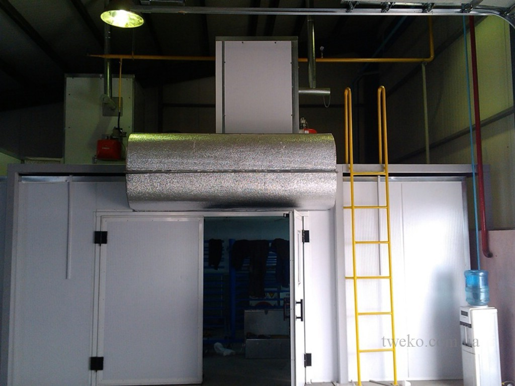 AZ MDF LTD – PAINTING AND DRYING COMPLEX
