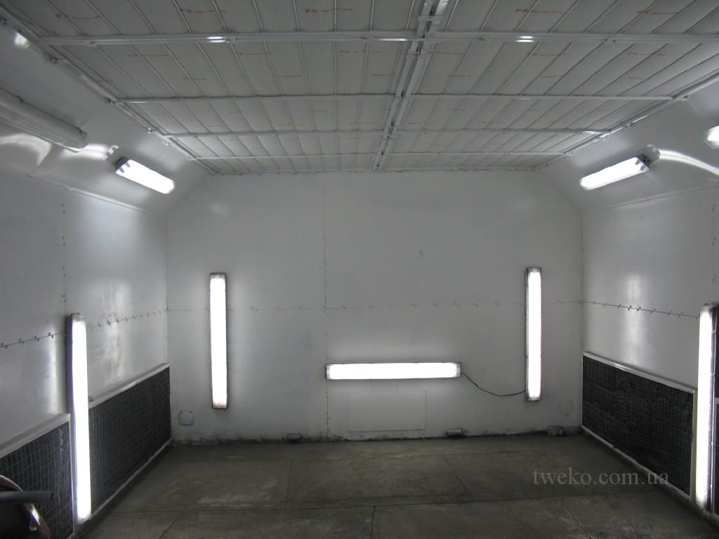 Автостиль БИ-95 — покрасочная камера для авто своими руками