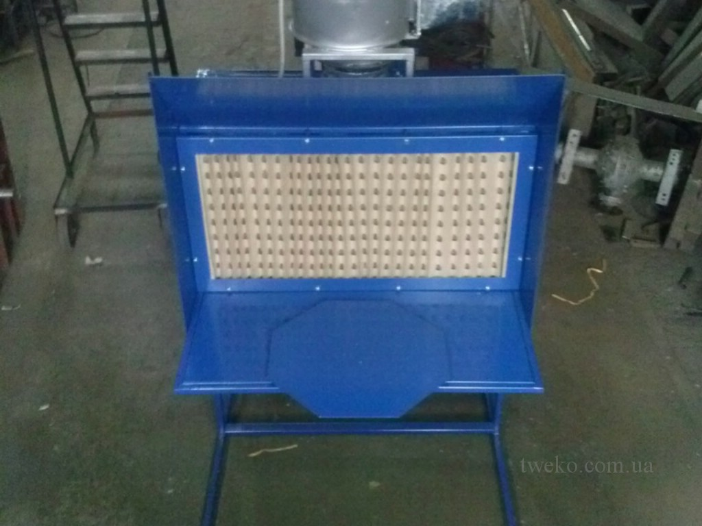 FUME FILTRATION STAND FOR LLC «MABO»