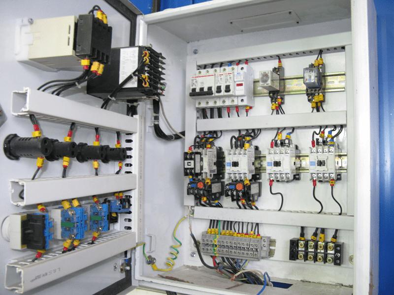 Автоматизация процессов сушки поверхностей после окрашивания