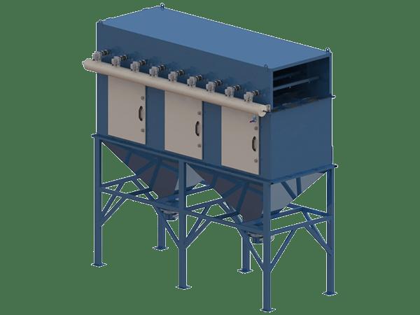 Фильтровентиляционная установка (ФВУ)