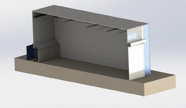 Реконструкция и модернизация сушильных камер